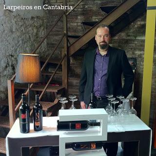 Presentación nueva añada de Bodegas Numanthia en Santander