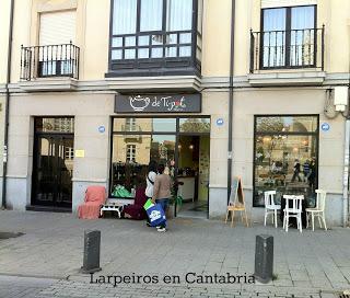 Tetería de Ti-pot en Astorga, relax