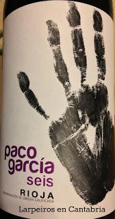 Vinos Tintos de Paco Garcia [1]: Seis del 2011; juventud y potencia