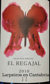 Vino Tinto El Regajal 2010: Más de lo esperado