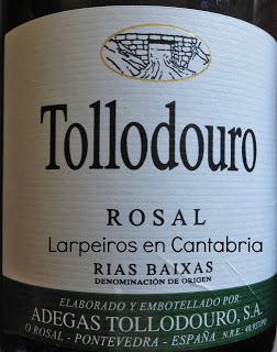 Blanco Tollodouro 2011, este vino gallego sí es de los nuestros
