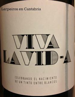 Vino Tinto Viva la Vid-A 2011; Aún más bueno de lo que recordábamos
