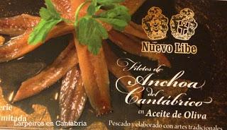 Bocados de Minniky [8] Tosta de Queso con anchoa y cítricos Sin Lactosa