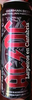 Cerveza AC/DC: German Beer, Australian Hardrock