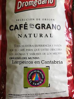 Café Tambo de El Dromedario: Realmente sabroso