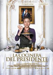Partos de Nacho [9]: La Cocinera del Presidente