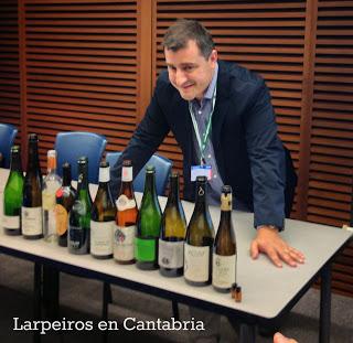 """Los Vinos de """"El Somni"""" en San Sebastián Gastronómika: Josep Roca"""