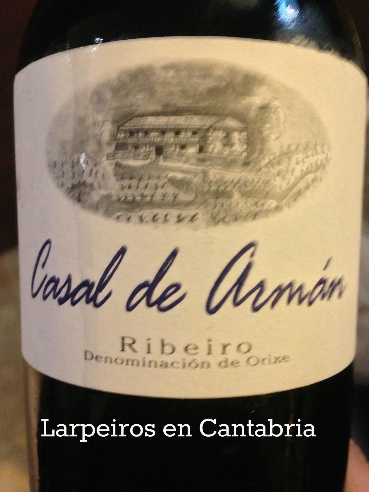 Vino Blanco Casal de Armán 2012: El mejor