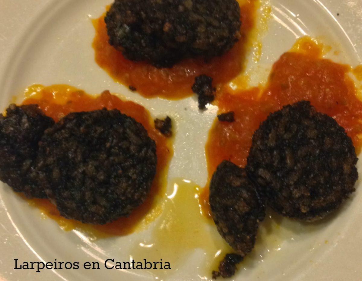Bocados de Minniky [13]: Morcilla con Tomate