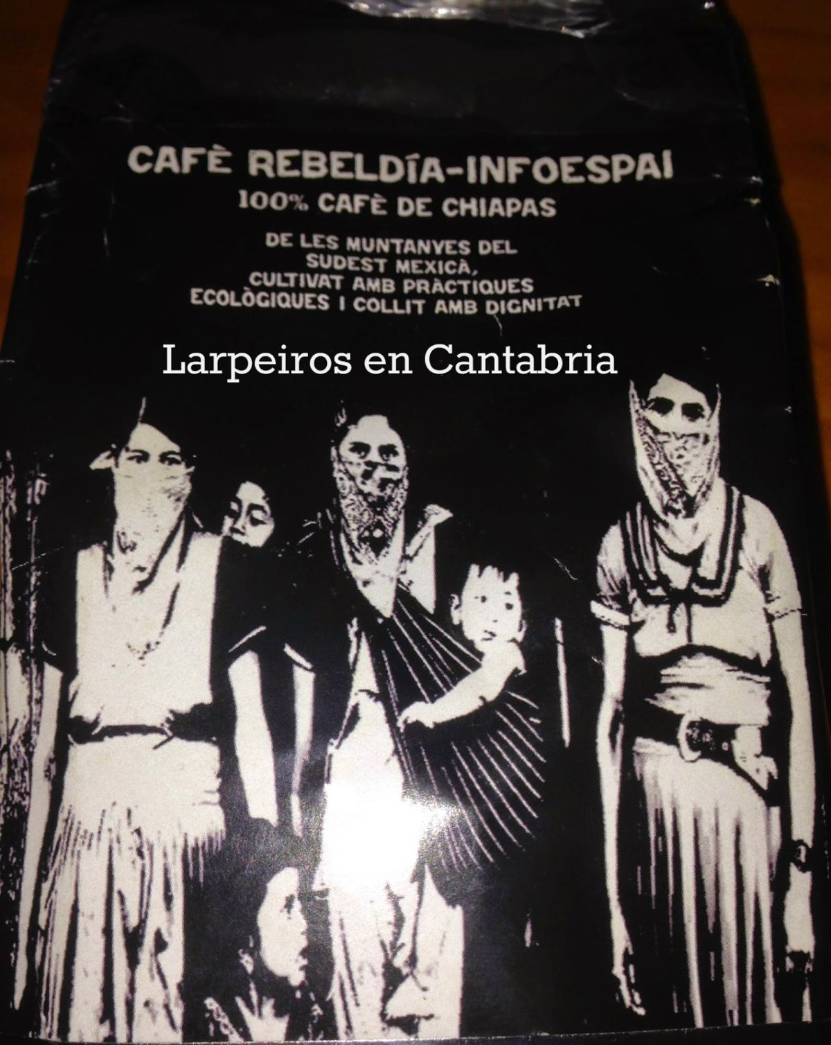 Café Rebeldía: 100% Café de Chiapas