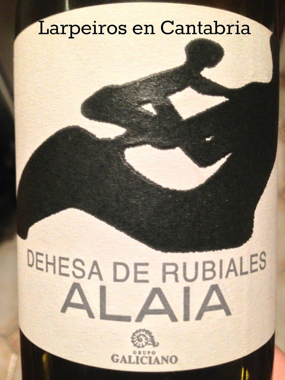 Vino Tinto Alaia 2005 Dehesa de Rubiales: Increíble