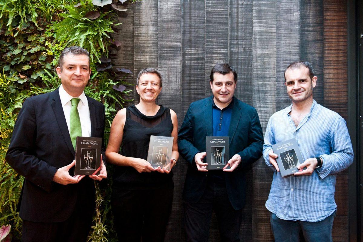 "Josep Roca presenta en Monvínic la ""Guía Melendo del Champagne 2014"" (Nota de Prensa)"