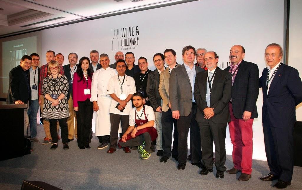Barcelona reúne a grandes figuras del mundo de la gastronomía (Nota de Prensa)