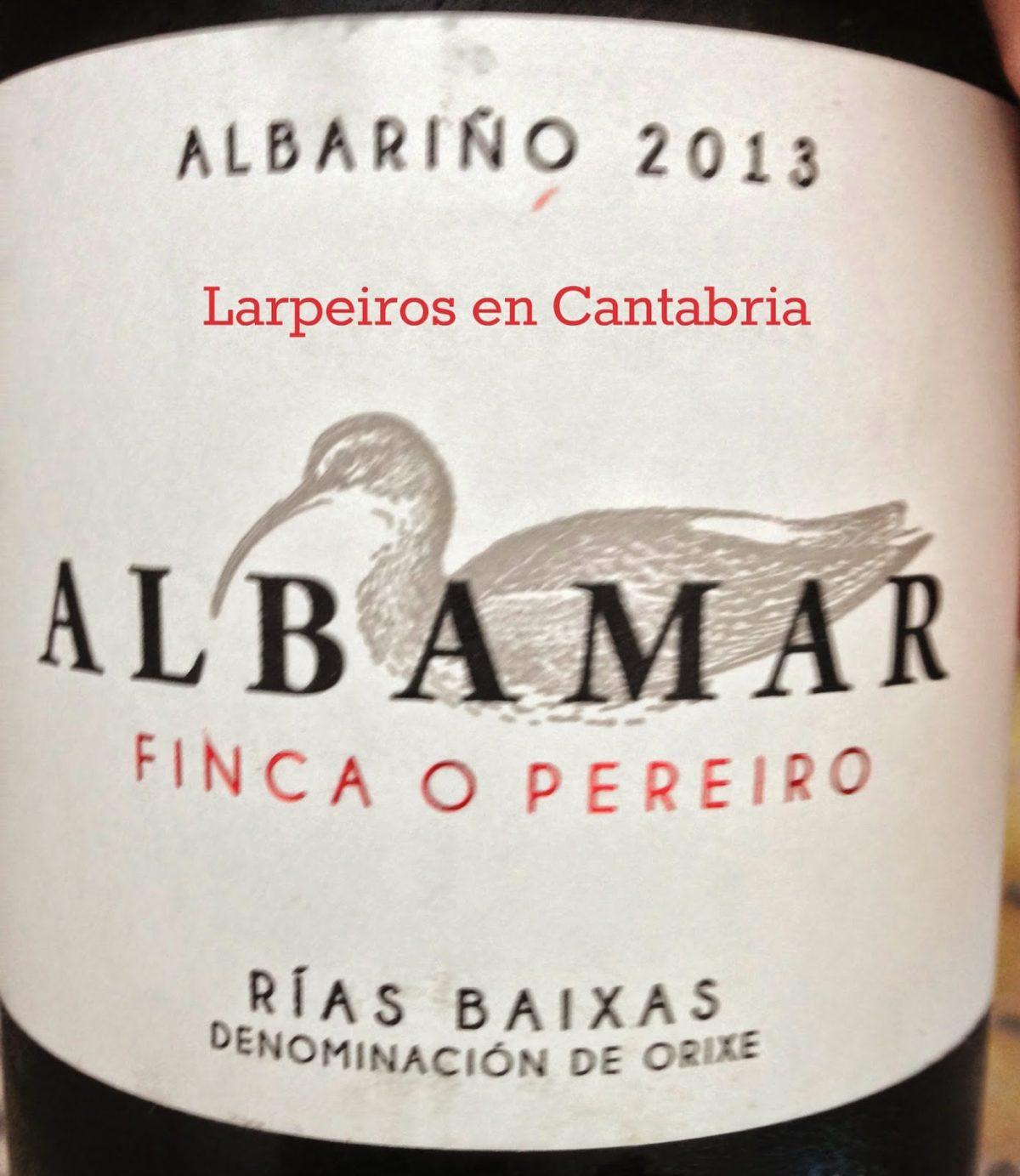 Vino Blanco Albamar Finca O Pereiro 2013: Para Enamorarse