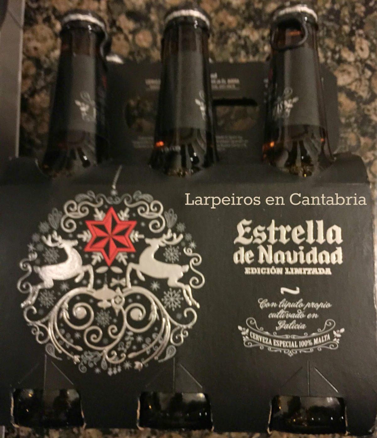 Cerveza Estrella Galicia de Navidad 2014: Vuelve a casa como el Turrón