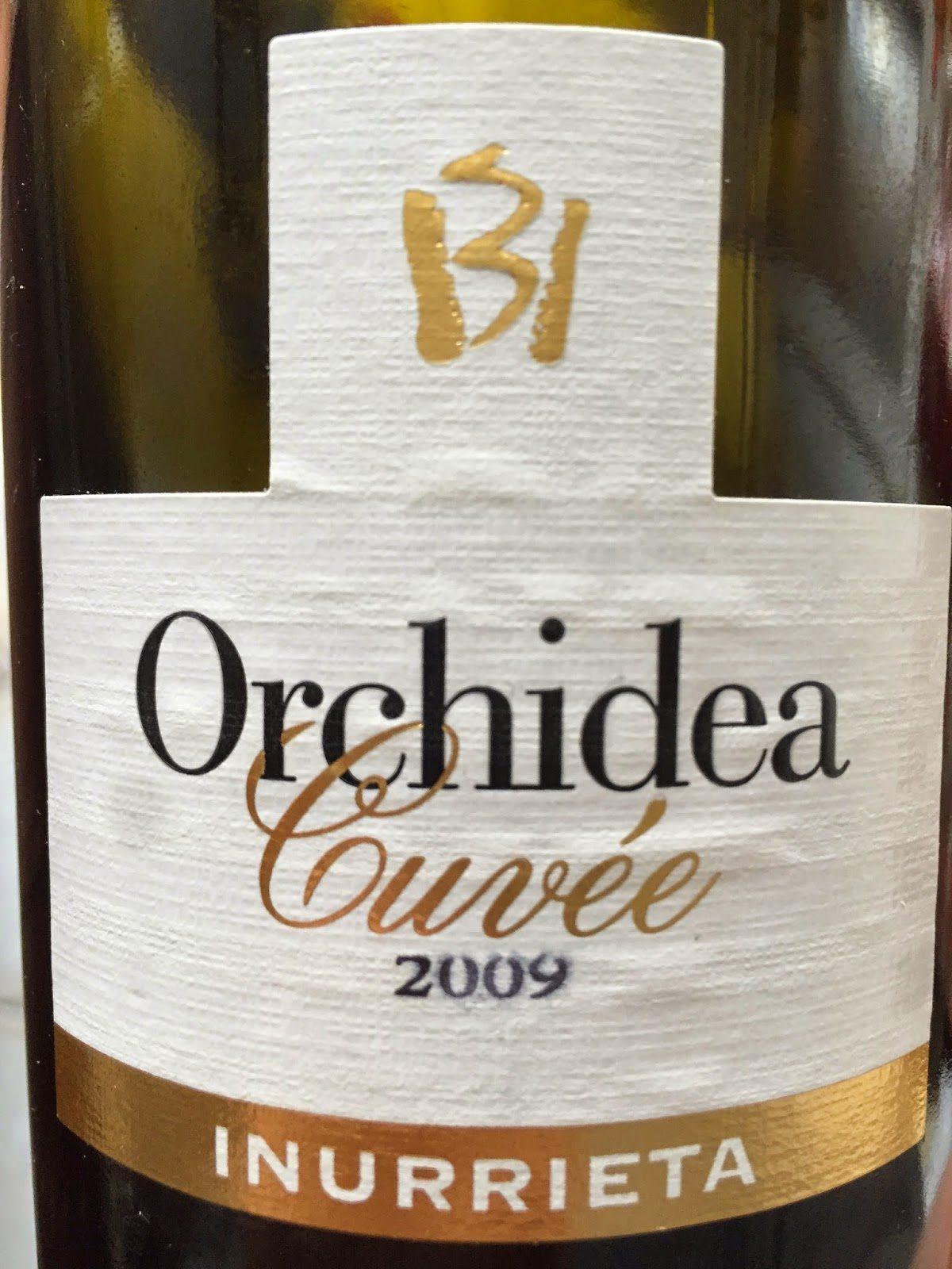 Vino Blanco Orchidea Cuvée 2009: Sauvignon Blanc a lo bruto
