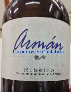 Vino Blanco Armán Barrica 2008: Oro líquido