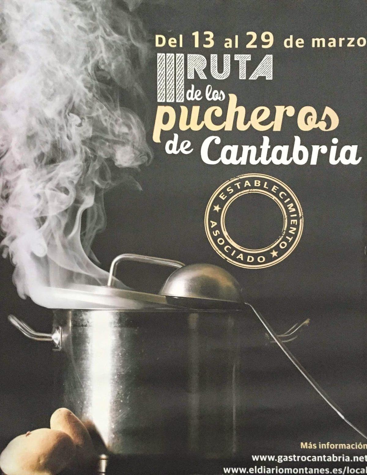 III Ruta de Pucheros de Cantabria