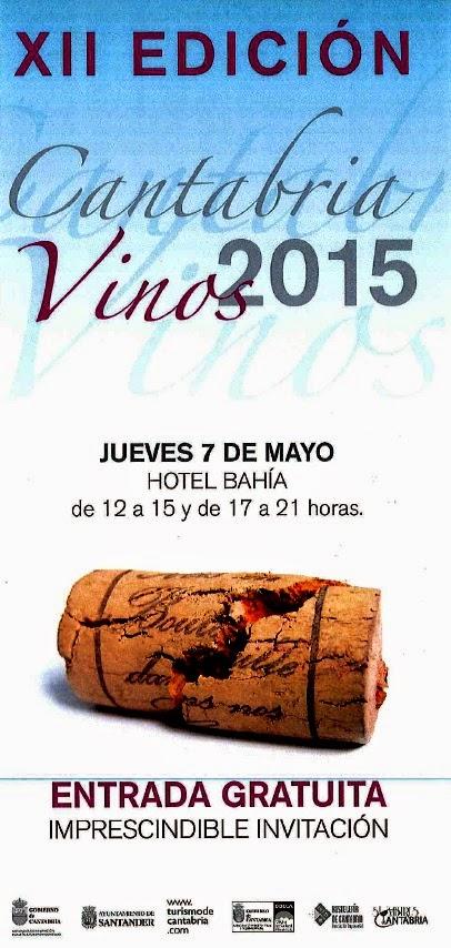 XII Feria Cantabria Vinos 2015
