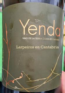 Vino Blanco Yenda Riesling 2014: Ya está aquí