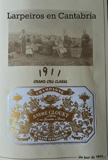 Champagne André Clouet Un Jour de 1911 Degüelle del 2013