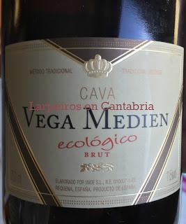 Cava Vega Medien Ecológico Brut: Y valenciano