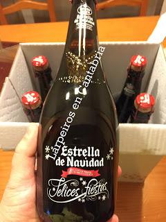 Cerveza Estrella Galicia de Navidad 2015: Esto si que es volver a casa por Navidad