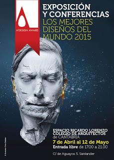Ferratus y A´Design Santander del 7 Abril al 12 de Mayo