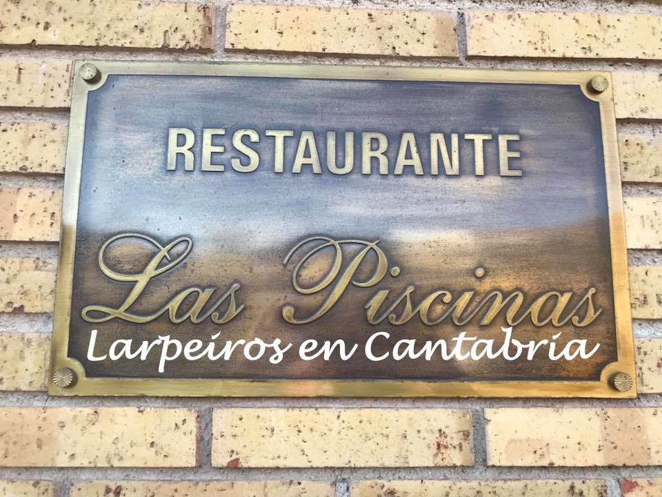 Restaurante Las Piscinas de Villacarriedo