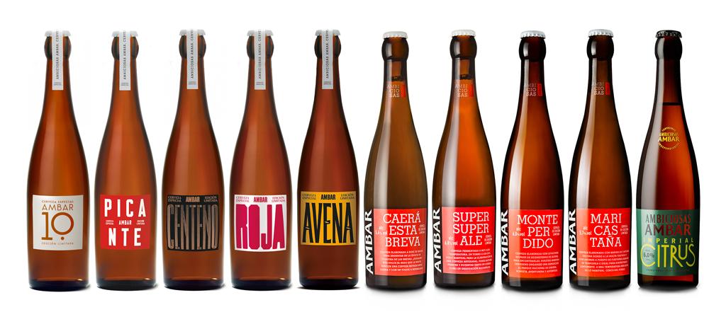 Ambiciosas Ambar, mini cata de estas cervezas especiales