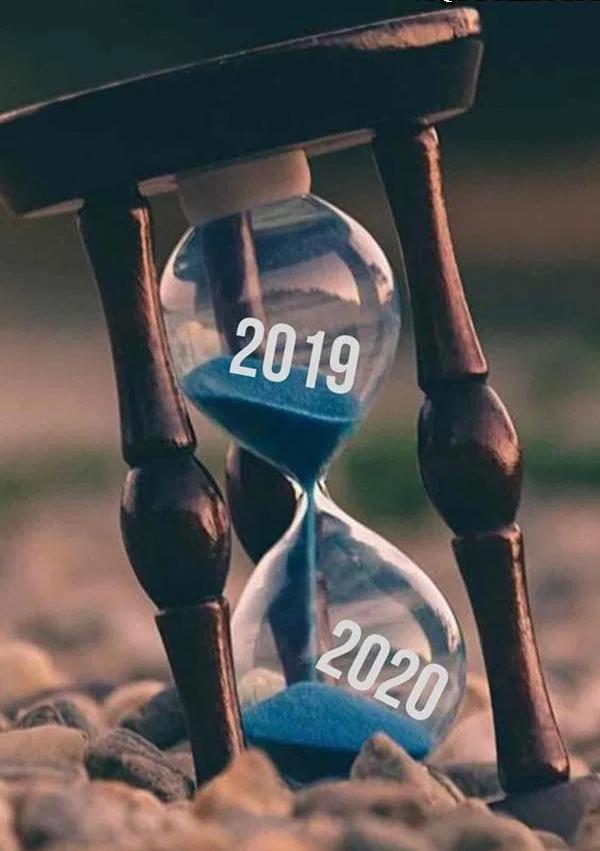 Feliz 2020 Feliz Nueva Década