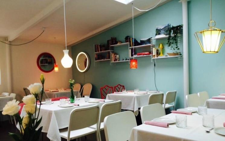 Restaurante Magnolia Santander, muy interesante