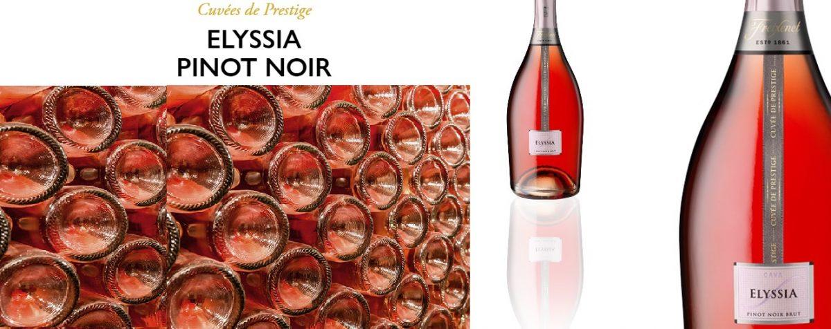 Cava Rosado Elyssia Pinot Noir Cuvee Prestige Me sigue gustando