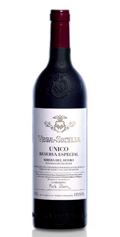 Vega Sicilia Unico Reserva Especial 2018