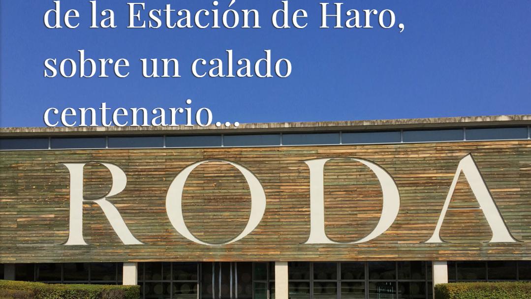 Vino Tinto Roda 2012: En Plenitud