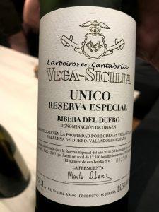Vega Sicilia Reserva Especial